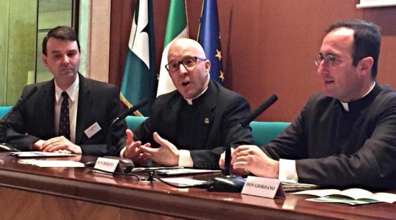 Padre Boquet Convegno 2016