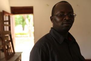 Padre Jonathan Opio, Direttore di VUI Uganda