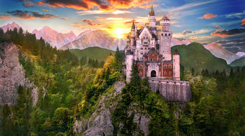 beautiful-neuschwanstein-castle