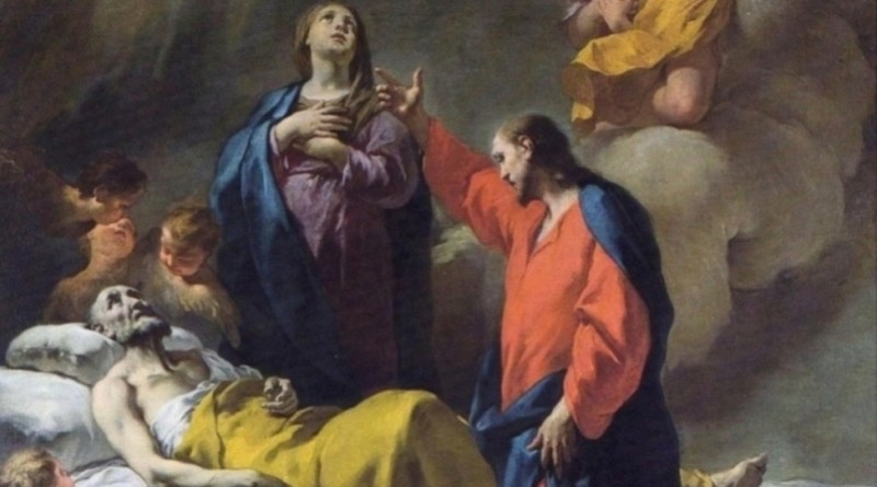 Morte di S. Giuseppe