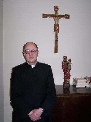 Monsignor Ignacio Barreiro