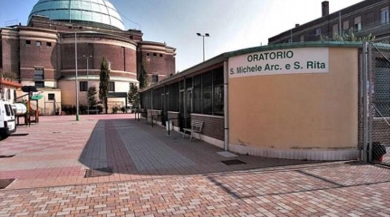 Milano Parrocchia S. Michele Arch. S. Rita