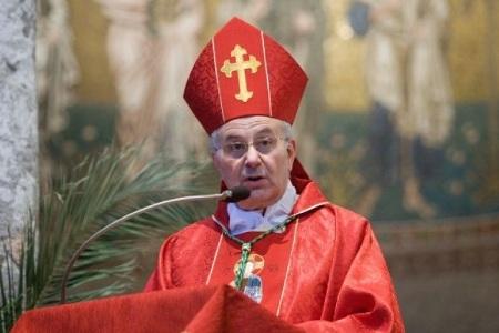 Sua Eccellenza Mons. Giampaolo Crepaldi