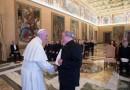 """Papa Francesco: a Congregazione dottrina fede, """"cresce la richiesta di eutanasia"""", ma """"la vita umana possiede una dignità che la rende intangibile"""""""