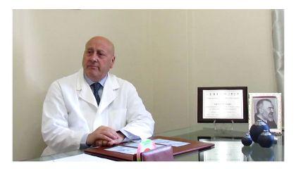 Il Prof. Giuseppe Noia