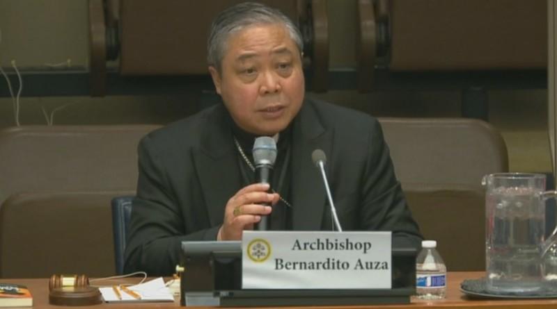 Archbishop Bernardito Auza 2