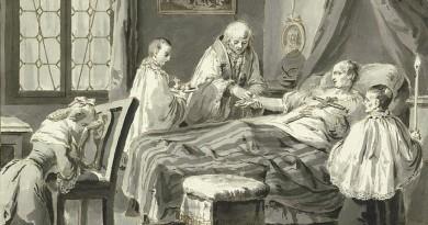 Il lavoro con gli anziani intervista ad un sacerdote