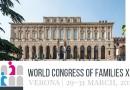 Il Congresso Mondiale delle Famiglie