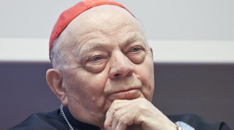 Il cardinale Sgreccia (Siciliani)